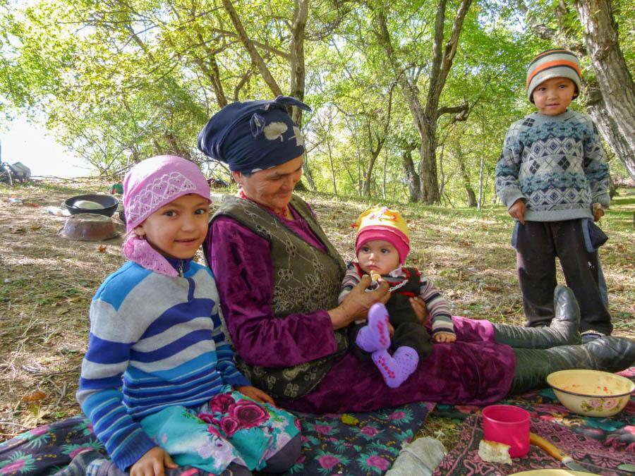travel to arslanbob kyrgyzstan