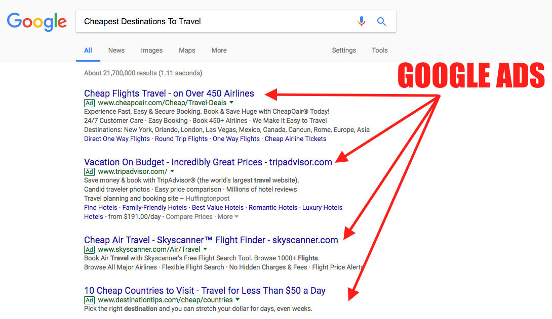 Best Blogger Investments Google Adsense