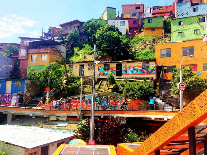 Digital nomad guide to Medellin - cultural Comuna 13