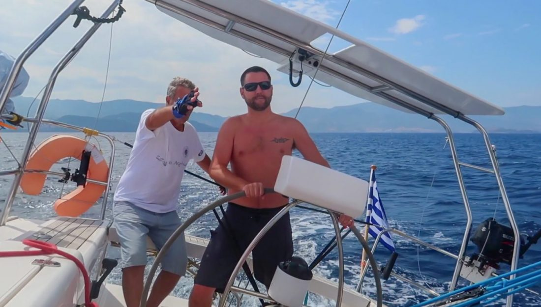 get paid to travel as a crew member on a sailboat