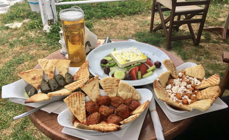 Greek Food Things to do in Zakynthos