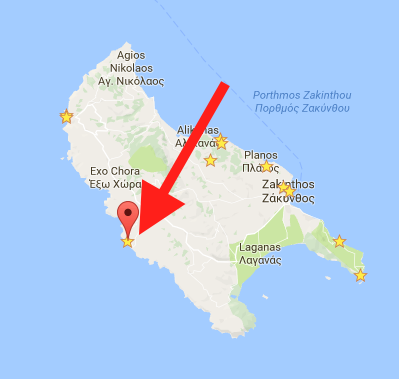 Things to do in Zante Porto Limnionas