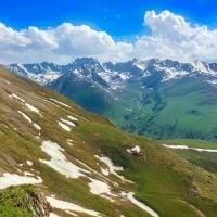 travel to jyrgalan kyrgyzstan trekking