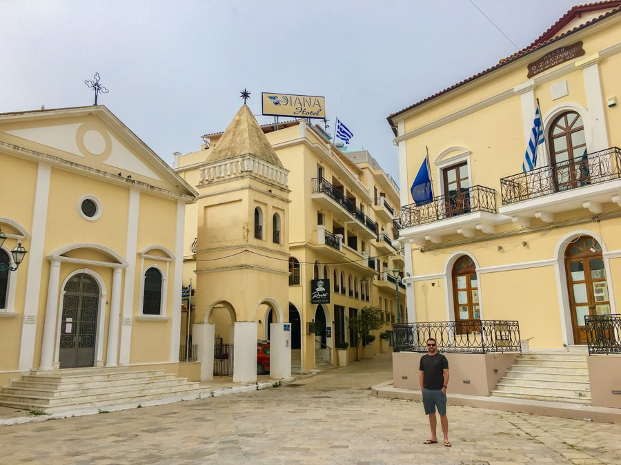 Zante Town Things To Do in Zakynthos