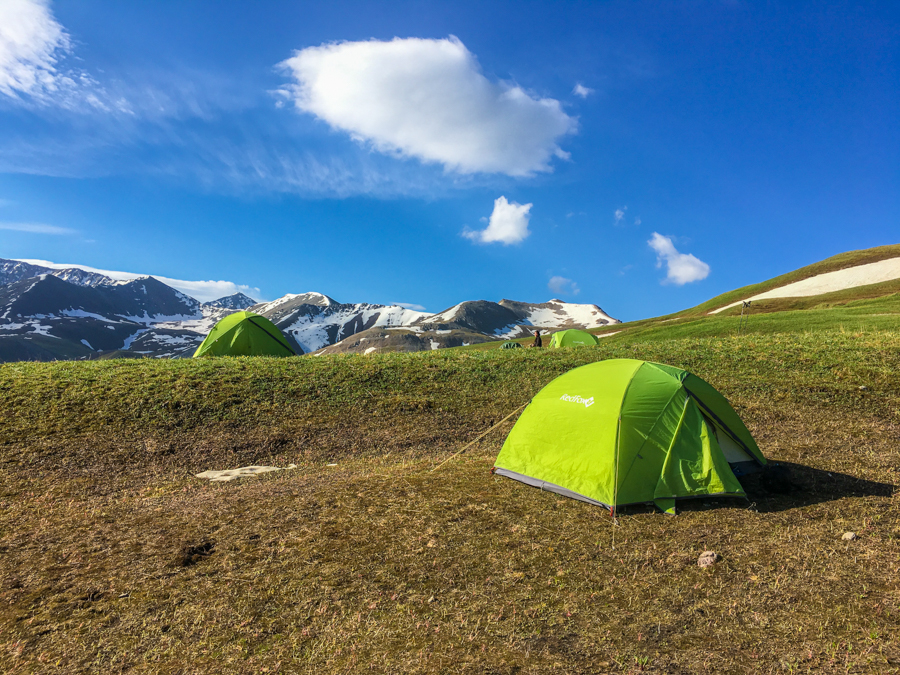 what to pack for trekking keskenkija trail kyrgyzstan