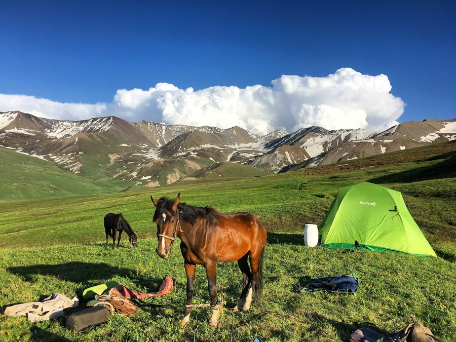 travel to jyrgalan camping and trekking in kyrgyzstan