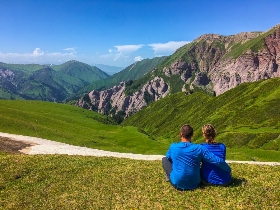 trekking in jyrgalan kyrgyzstan keskenkija trail