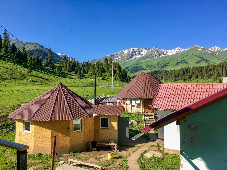 where to stay in jyrgalan kyrgyzstan