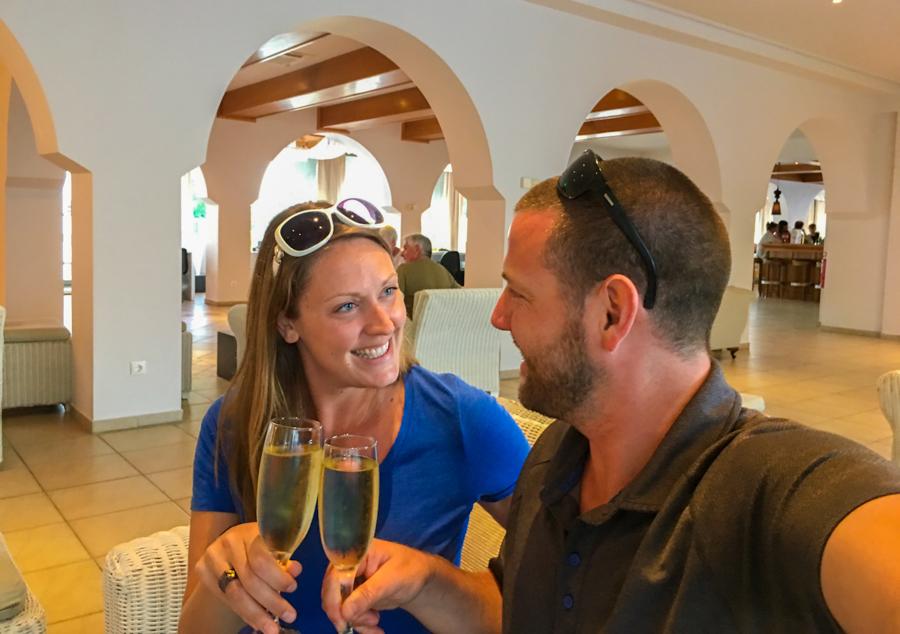 travel to corfu where to stay marbella corfu