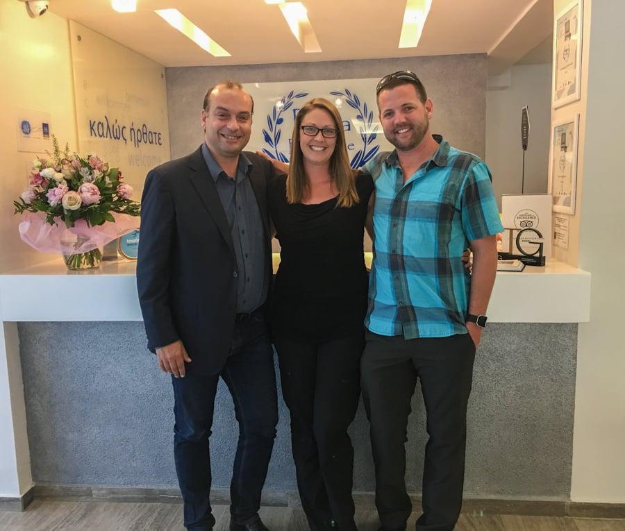 travel to corfu greece stay at corfu palma boutique hotel