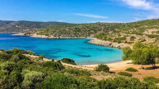 things to do in greece visit the beaches