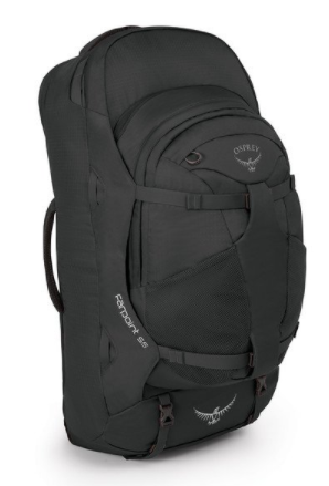 how to choose a backpack opsrey farpoint 55L travel backpack