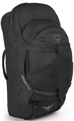 Best Travel Backpack Osprey Farpoint 55