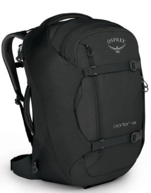 best backpacks for traveling abroad Osprey Porter 46