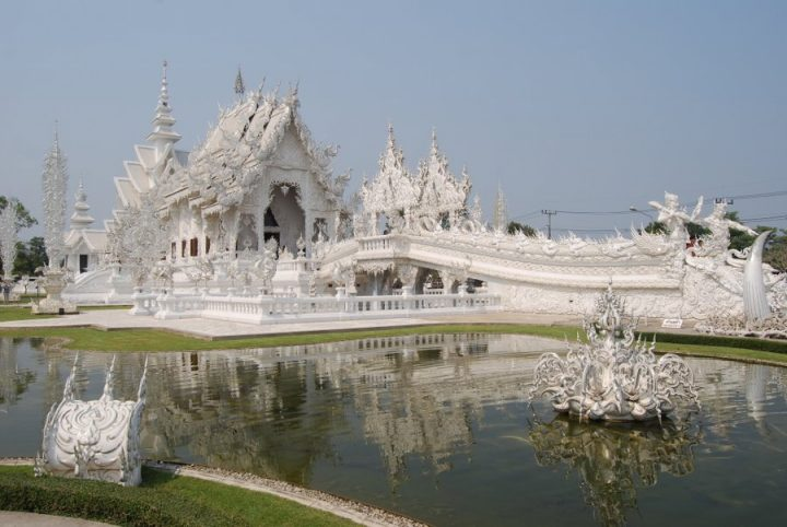 25 Things to Do in Thailand White Temple