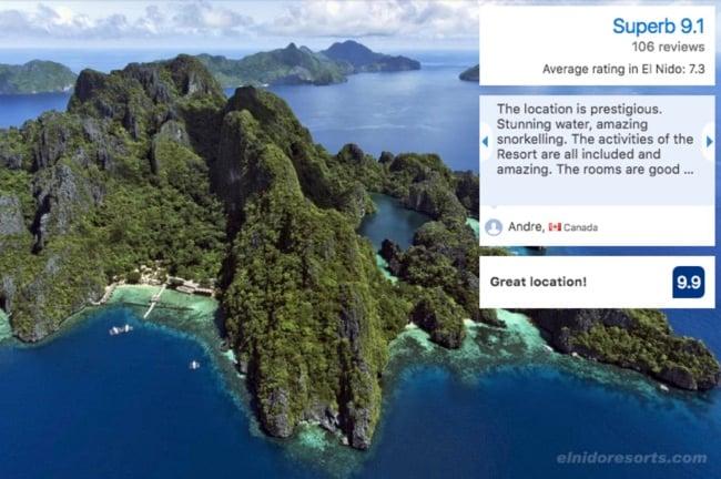 El Nido Resorts Miniloc Island