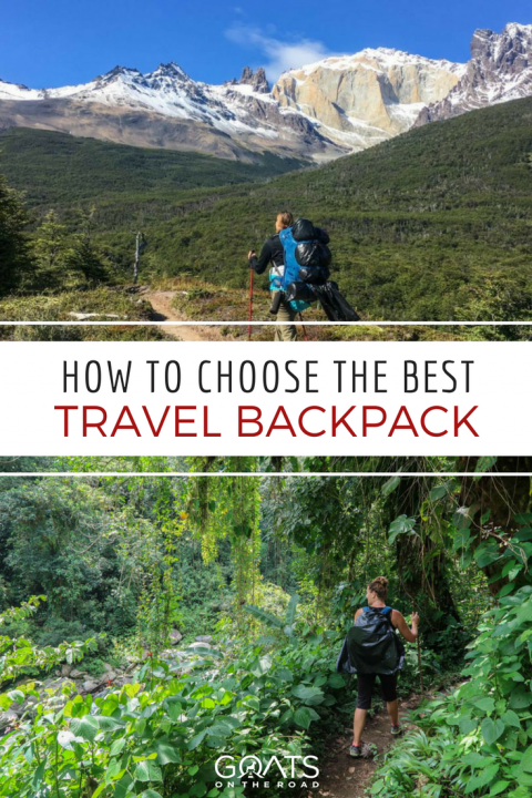 How To Choose The Best Travel Backpack