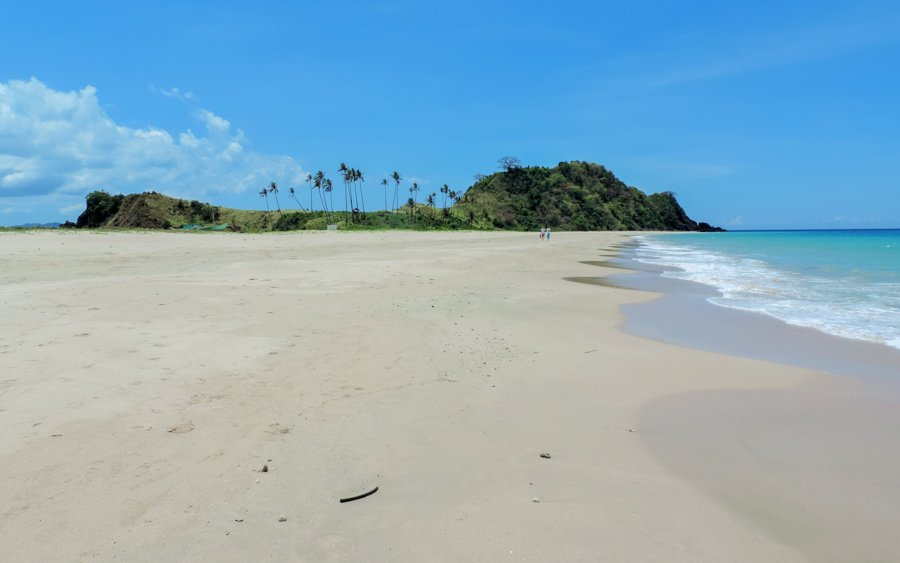 Nacpan Beach - 10 of the best Philippines Beaches