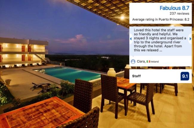 Panja Palawan Resort