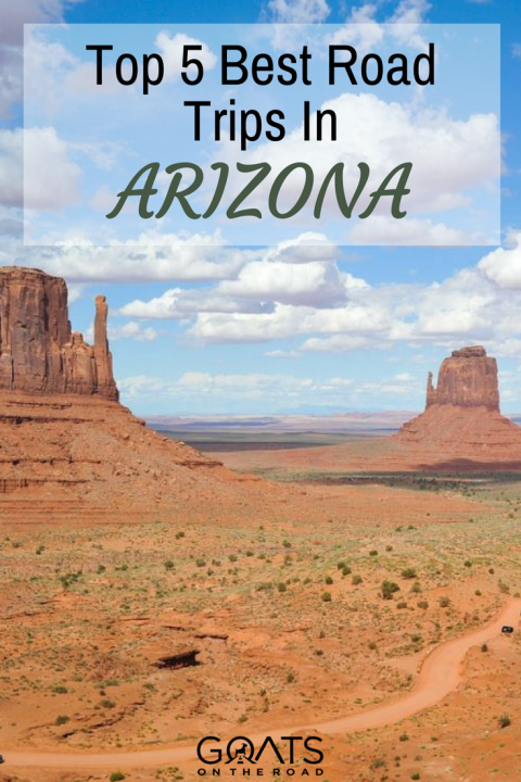 The 5 Best Road Trips In Arizona