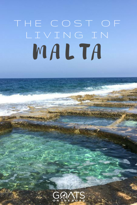 Cost of Living in Malta: A Guide For Digital Nomads - Goats On The Road