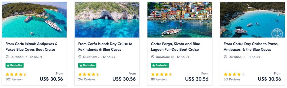 best day trips from corfu