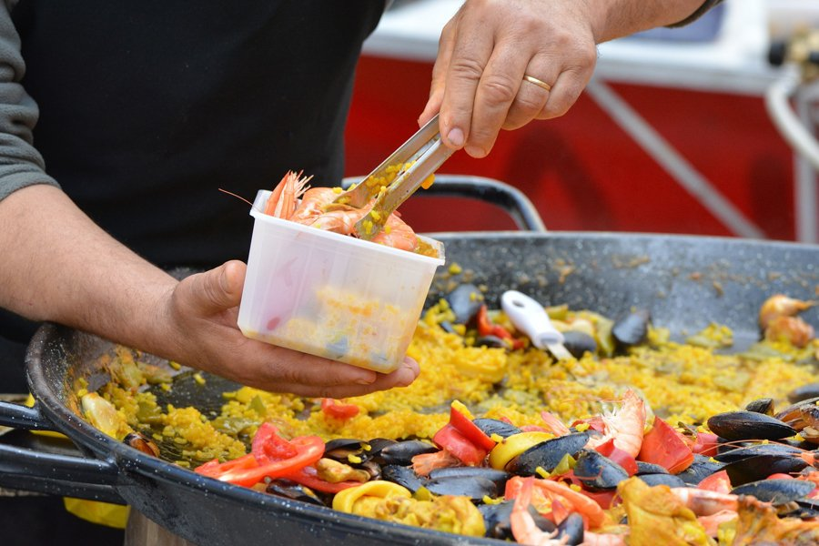 Lunch Costs of living in Spain