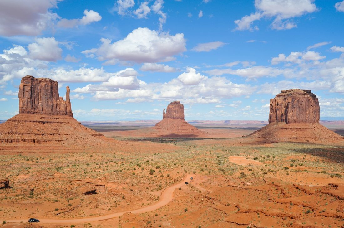 road trips arizona monument valley