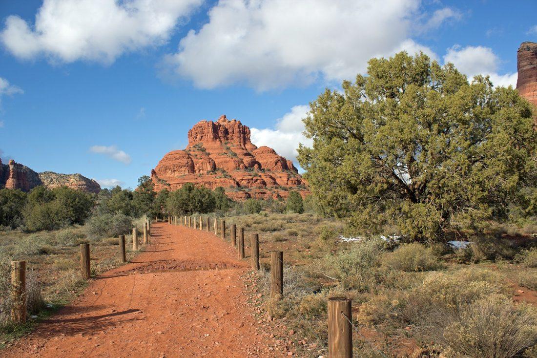 road trip in arizona sedona