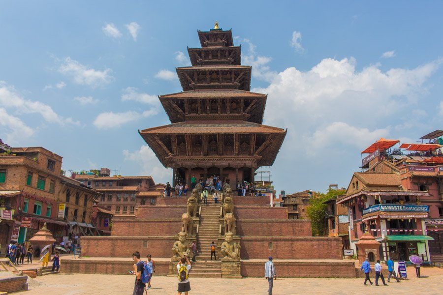 Bhaktapur Durbar Square - 12 amazing places to visit in nepal