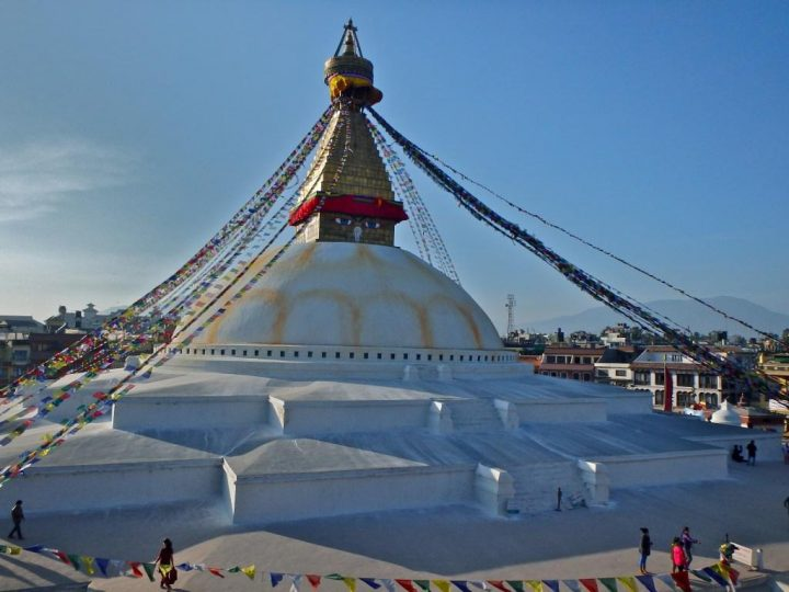things to do in Kathmandu Boudha