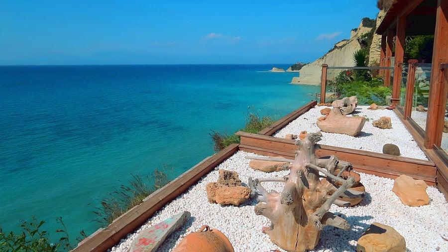 Places to visit in Greece-corfu-greek island