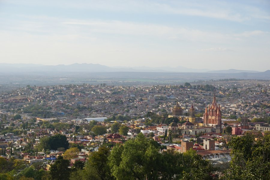 Best Places to Visit in Mexico - San Miguel de Allende
