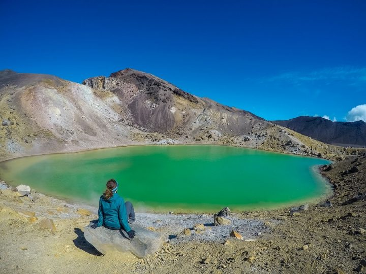 New Zealand Country Guide. Tongariro National Park. Picture by beardandcurly.com.