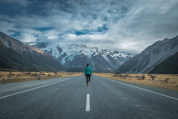 New Zealand Country Guide. Mount Cook. Photo by beardandcurly.com.