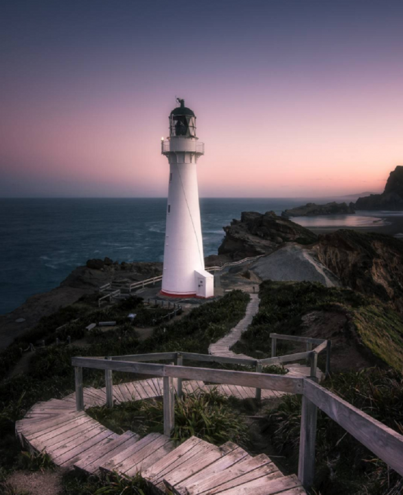 New Zealand Country Guide. Castlepoint. Photo by @mitchperfect.nz.