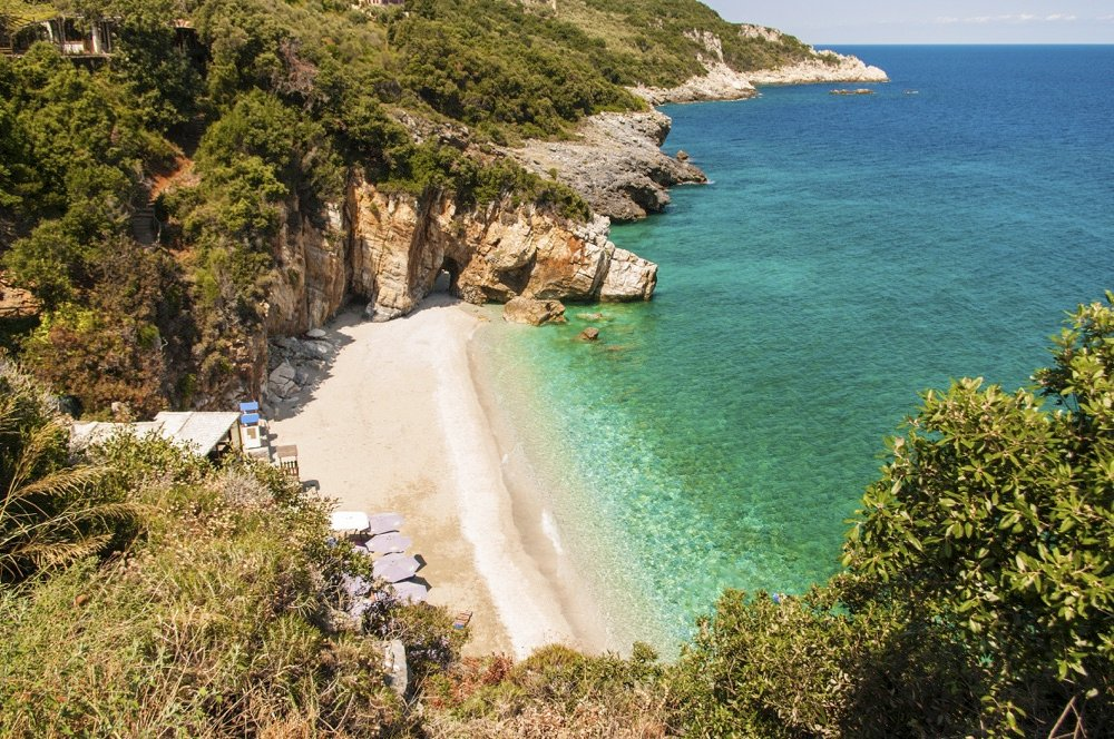 Mylopotamos pelion mainland beaches in greece