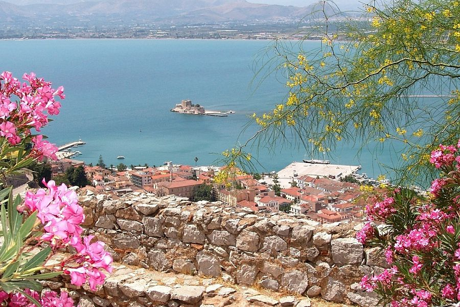 Places to visit in Greece-Nafplio