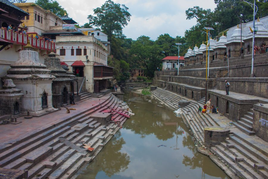 Pashupatinath - 12 amazing places to visit in nepal