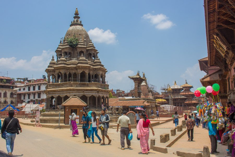 Patan Durbar Square - 12 amazing places to visit in nepal