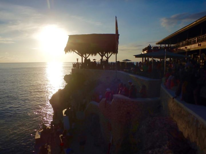 best beaches in jamaica Rick's cafe