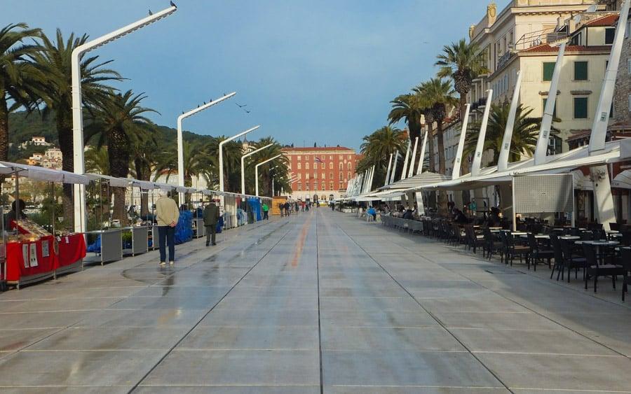 Split waterfront - things to do in split
