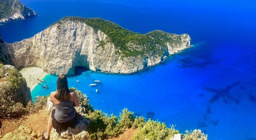 Places to visit in Greece-Zakinthos-