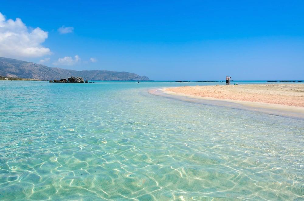 best greek islands Elafonisi Beach-Crete