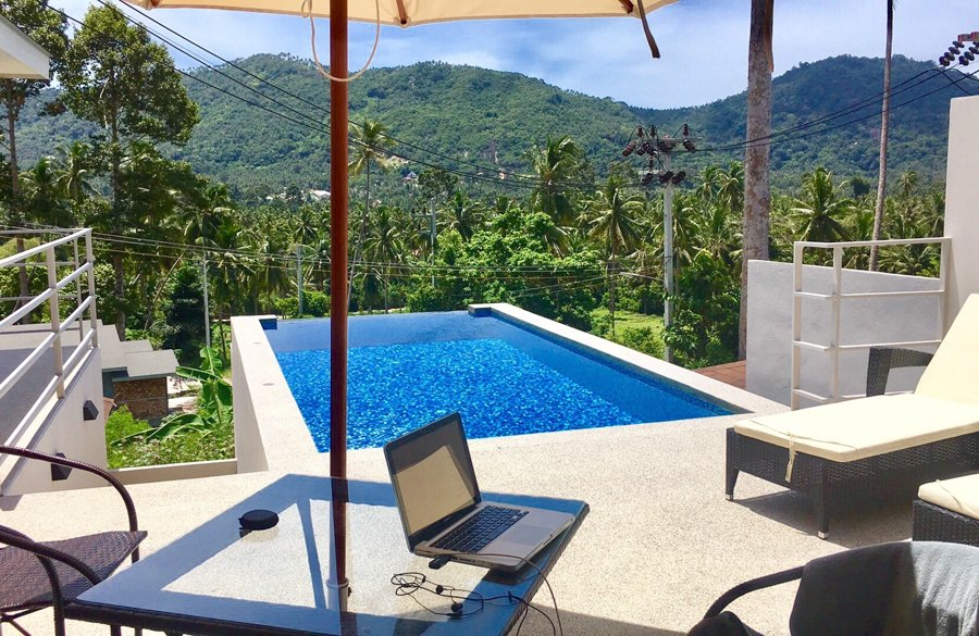 living in koh samui as a digital nomad cost of living in thailand