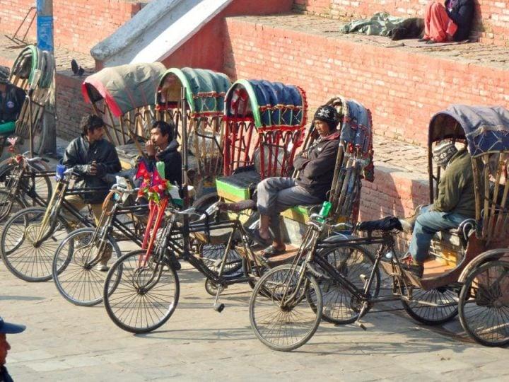 things to do in Kathmandu tuk tuks in kathmandu