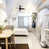 Affordable Luxury Scandinavian Studio 2
