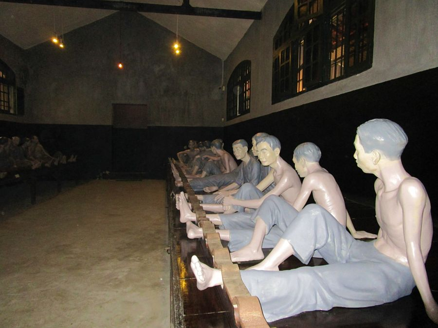Things to do in Hanoi-hoa-lo-prison