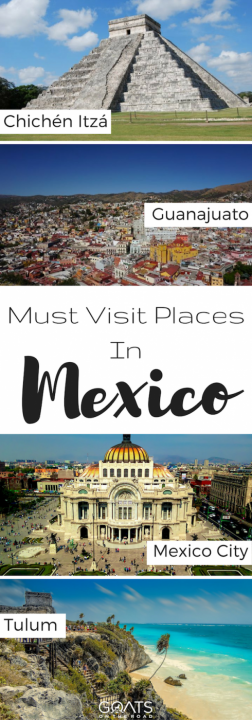 Must Visit Places in Mexico-2