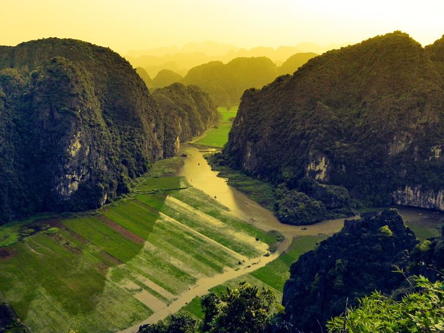 Where to go in Vietnam-ninh binh